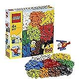 Lego 4 Basic Bricks - 650 pcs