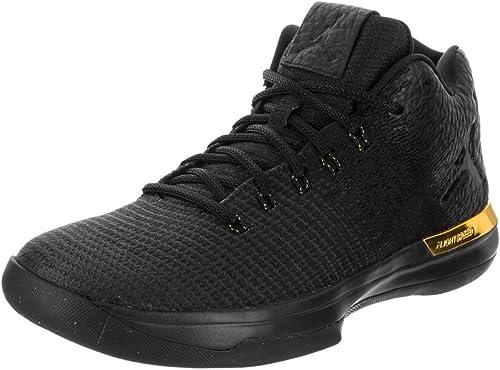 Jordan Nike Hommes& 39;s 39;s 39;s Air XXXI Faible Basketball chaussures 11 noir 5ae