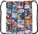 adidas Uni Back-To-School - Bolsa de Cuerdas, Talla única, Multicolor