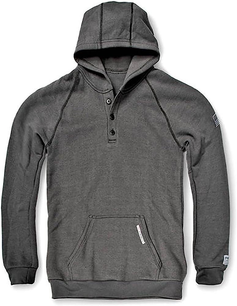 Tyndale Versa Three Button FR Sweatshirt with Hood