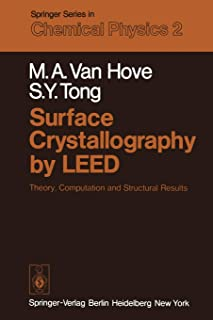 Surface Crystallography by LEED: Theory, Computation and Structural Results