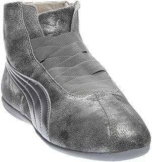Womens Eskiva Mid Metallic Cross Training Casual Sneakers,