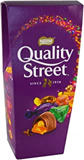 Nestle Quality Street Chocolates and Toffees 265g by Quality Street
