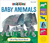 Best Books For Babies Animal Sounds - World of Eric Carle, Baby Animals - Lift-the-Flap Review