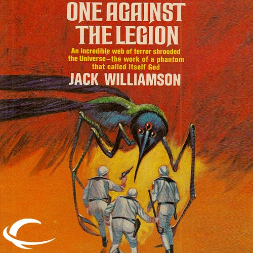 One Against the Legion audiobook cover art