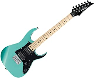 Ibanez GRGM21M 6-String Electric Guitar - Metallic Light Green