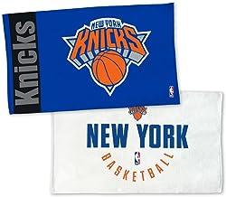 منشفة Mcarthur Sports New York Knicks الرسمية للرابطة الوطنية لكرة السلة 24 X 42