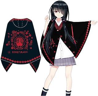 デート・ア・ライブ DATE A LIVE デアラ デート 时崎狂三 マント cosplay コスプレ道具 小物