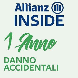 Allianz Inside, Il Valore della Copertura assicurativa Danni accidentali con validità di Un Anno per Cellulare è compreso ...