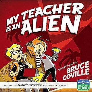 My Teacher Is an Alien audiobook cover art