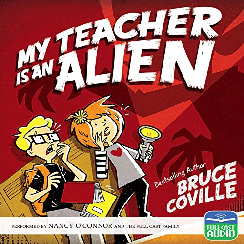 My Teacher Is an Alien audiobook cover art