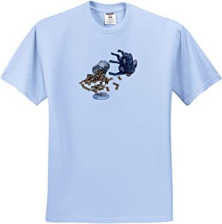 T-Shirts Bad Dog Cookie Jar Great Dane 3dRose Boehm Graphics Dog