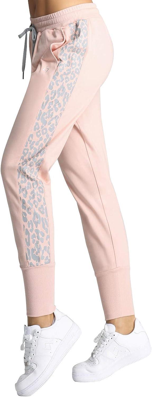 FITTIN Women's Bargain Pure Cotton Joggers Short Sleeve T-Shirt fo Max 82% OFF - Set
