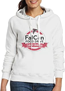 BFWL Women's Hooded Sweatershirts Hoodies Dirty White