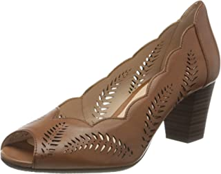 Gerry Weber Shoes Lotta 22, Escarpins Bout Ouvert Femme