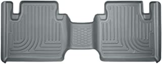 Husky Liners Fits 2012-19 Toyota Tacoma Access Cab Weatherbeater 2nd Seat Floor Mat