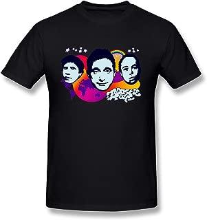 WunoD Men's Beastie Boys Design T-Shirt