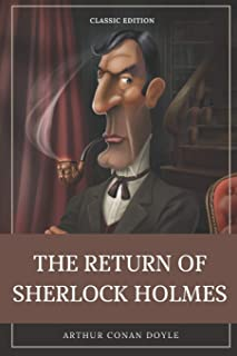 The Return of Sherlock Holmes: With original illustration