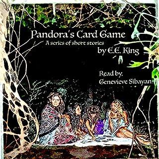 Pandora's Card Game audiobook cover art