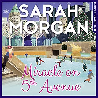 Miracle on 5th Avenue cover art