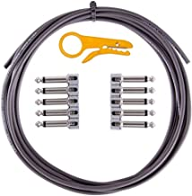 product image for Lava Cable Tightrope Solder-Free Pedal-Board Kit Black Cable