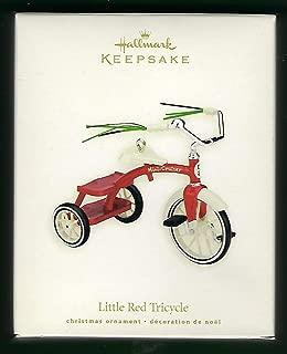 Hallmark Keepsake Little Red Tricycle Christmas Ornament