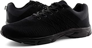 JABASIC Mens Size Plus Road Running Shoes Athletic Jogging Tennis Sneakers
