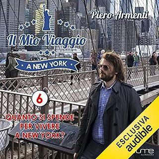 Quanto si spende per vivere a New York? copertina