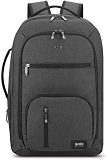 """Solo New York Grand Travel Backpack 17.3"""""""