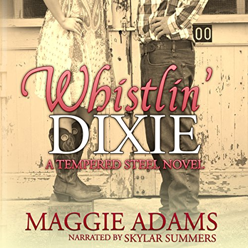Whistlin' Dixie audiobook cover art