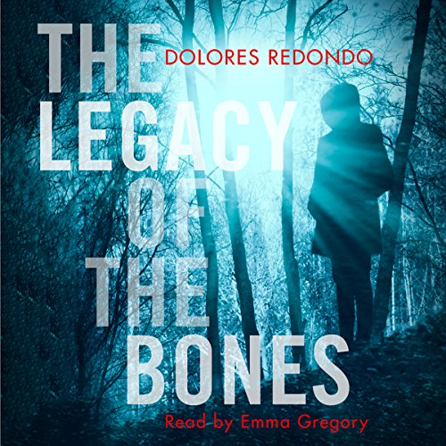 The Legacy of the Bones audiobook cover art