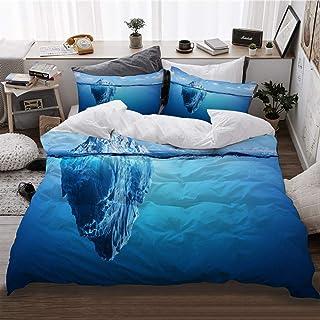 Copripiumino Matrimoniale Iceberg.R4 Fwif Gdur6m