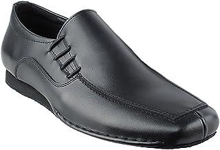 Very Fine Ballroom Latin Tango Salsa Dance Shoes for Men SERO102BBX Leather - Flate Heel