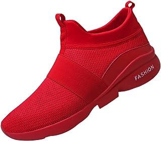 4d5aeec4ce45 Basket Hommes Pas Cher ELECTRI Chaussures Baskets Montante Blanche  Chaussures d'alpinisme Course Légères Athlétiques