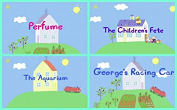 Storybook Collection: Perfume, The Children Fete, The Aquarium and George's Racing Car