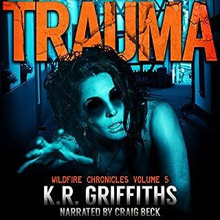 Trauma audiobook cover art