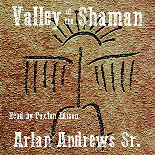 The Valley of the Shaman audiobook cover art
