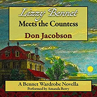 Lizzy Bennet Meets the Countess (Bennet Wardrobe Series Book 4)  audiobook cover art
