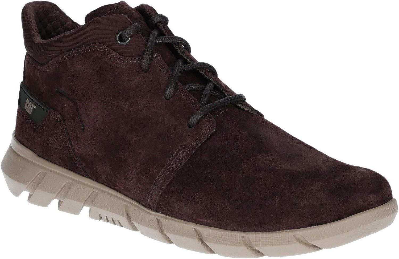 CAT Lifestyle Mens Hendon Lace Up shoes Coffee Size UK 12 EU 46