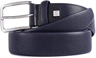 PIQUADRO Cintura 35 mm in pelle stampata