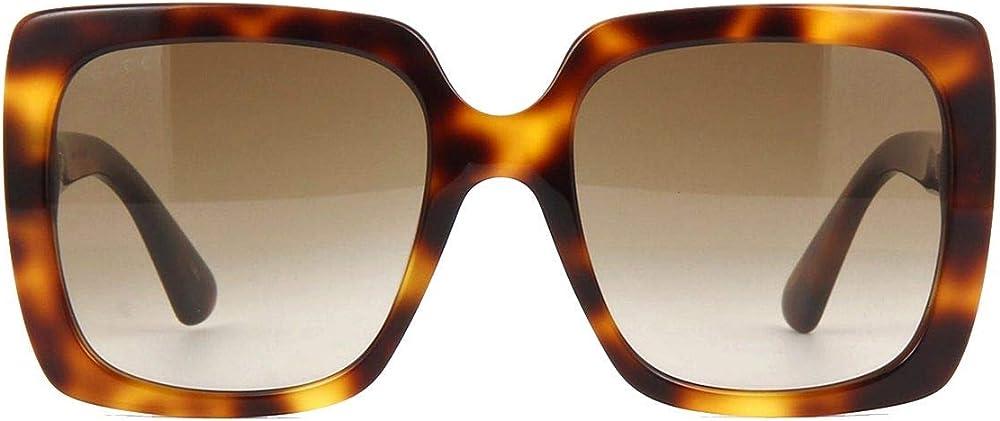 Gucci luxury fashion occhiali da sole da donna GG0418S003