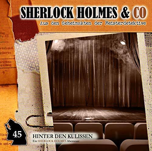 Sherlock Holmes & Co: Hinter Den Kulissen-Folge 45 (Audio CD)