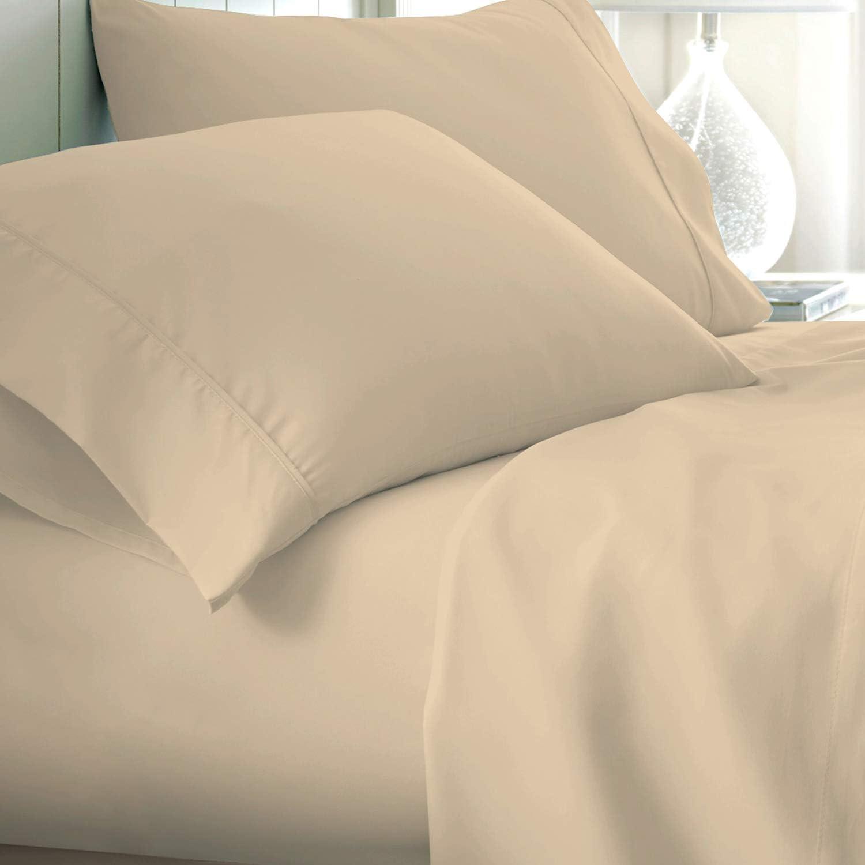 Egyptian Cotton Sheets California-King Size Count - S 在庫一掃売り切りセール 期間限定今なら送料無料 Thread 800
