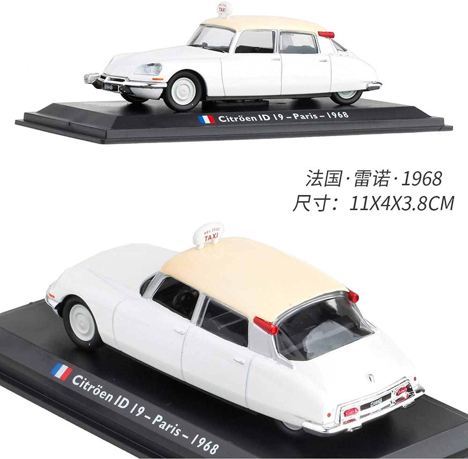 Generic Free Scale 1 43 Allloy Retro Taxi Collection Model Cars World's Ford Renault Fiat Classic Taxi . 11