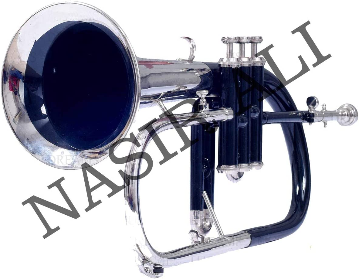 NEW YEAR SONOROUS Flugel Surprise price Horn Excellence 3 Bb Valve Nickel
