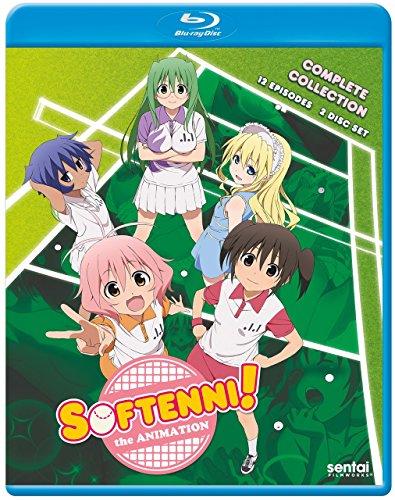 [画像:Softenni/ [Blu-ray]]
