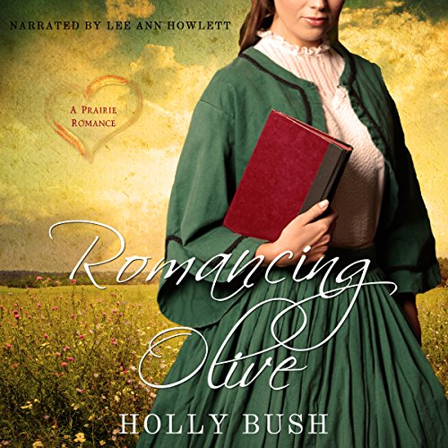 Romancing Olive audiobook cover art
