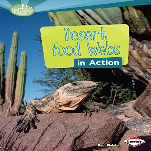 Desert Food Webs in Action copertina