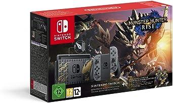 Nintendo Switch (Monster Hunter Rise Edition)