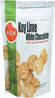 Key Lime White Chocolate Bagged Cookies: 8 oz (Original Version)
